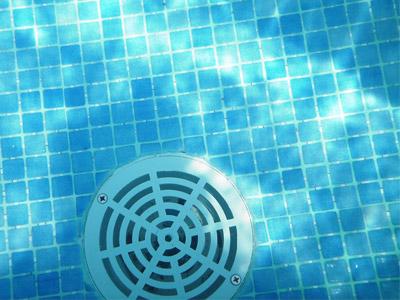 Pool drain cover