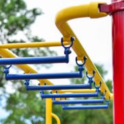 Playground monkey bars